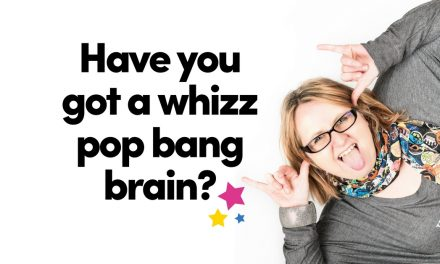 Do You Have A Whizz Pop Bang Brain? | How To Be More Productive As A Creative Entrepreneur