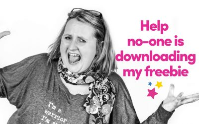 HELP, No-One Is Signing Up To My Freebie