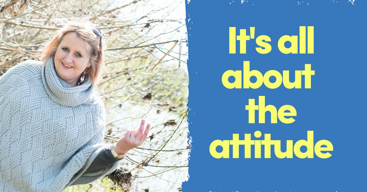 It's ALL About Attitude!