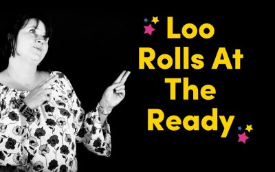 Loo Rolls At The Ready