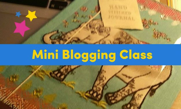 Mini Blogging Class >>> Free