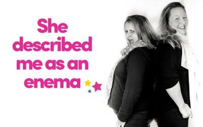 She Described Me As An Emena