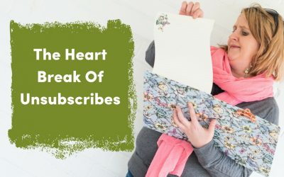 Unsubscribes – Don't Go Breaking My Heart