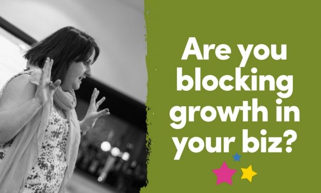 Are You Blocking The Path To Growth?