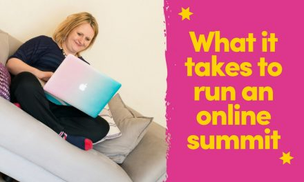 What It Takes To Run An Online Summit