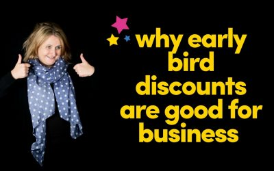 Chirp, Chirp – 5 Reasons Why You Should Include An Early Bird Offer In Your Next Launch