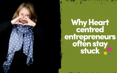 The Most Common Reason Heart Centred Entrepreneurs Just Aren't Quite Getting The Returns They'd Like