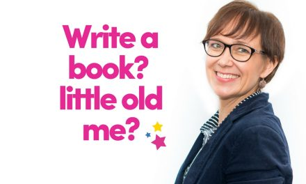 Write a Book? Little Old Me?