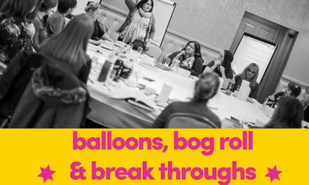 Bog Roll, Balloons & Breakthroughs – An Average Rockstars Conference