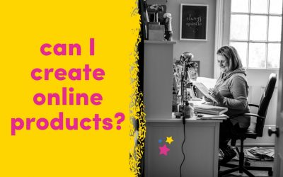Can I Create An Online Product?