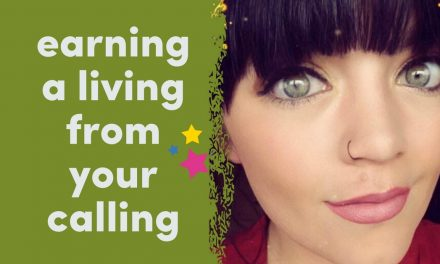 Earning A Living From Your Calling