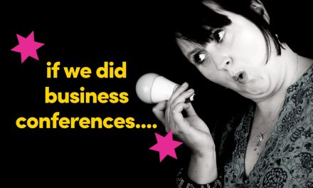If Rebels & Rockstars Did Business Conferences…………Oh Yeah, We Do!!