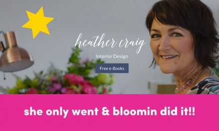 She Only Went & Bloomin Did It!
