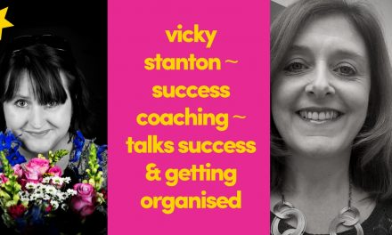 Planning, Productivity & An Empty Inbox – My Interview With Vicky Stanton