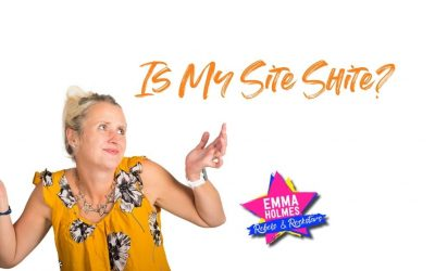 Is My Site Shite?