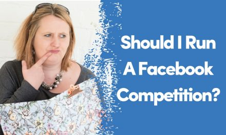 Should I Run A Facebook Competition?