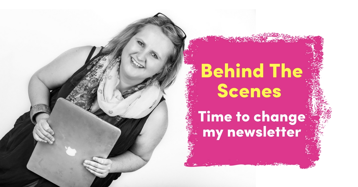 Behind The Scenes – Time For A Change