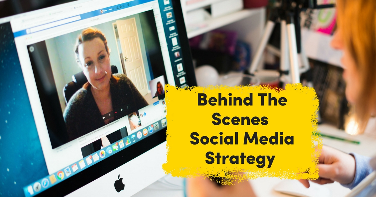 Behind The Scenes – The Constant Evolution Of My Social Media Strategy