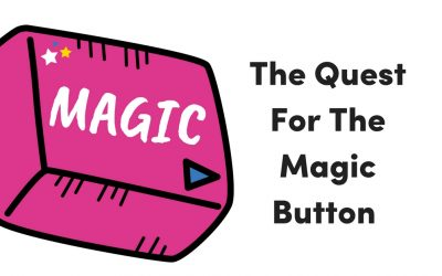 I Need To Find The Magic Button