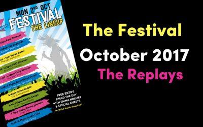 The Festival – October 2017