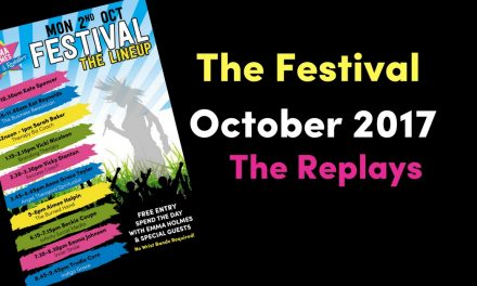 The Festival – October 2017