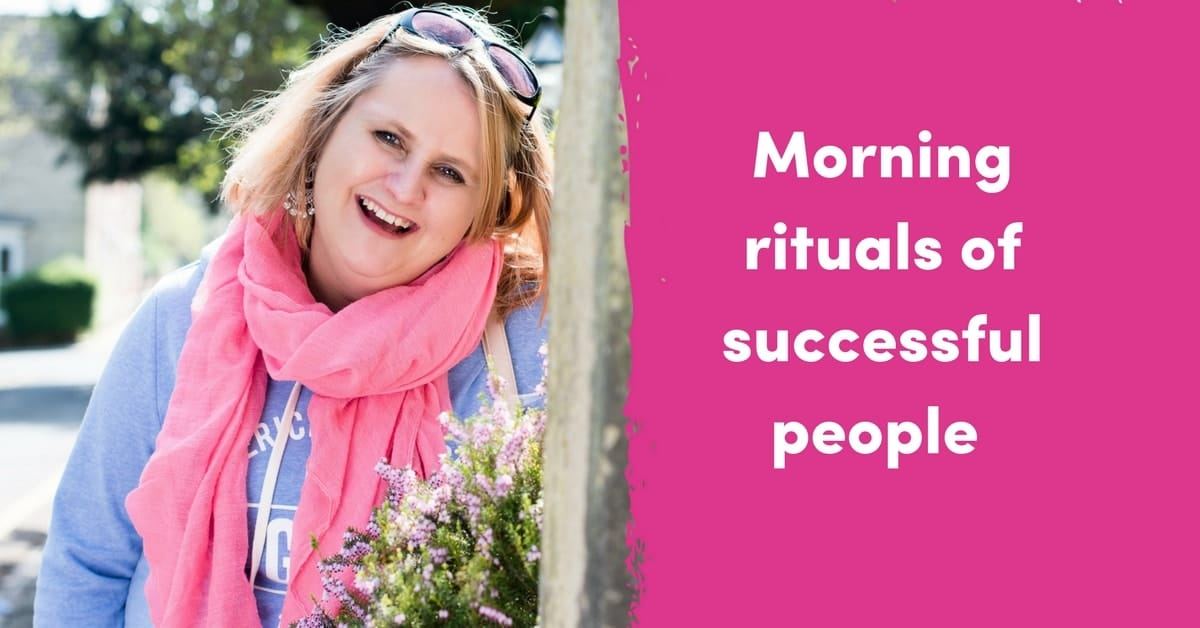 #1 Morning Rituals For Successful People