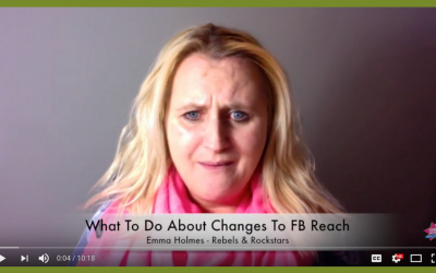 Changes To Facebook Reach