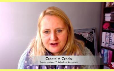 Create A Credo