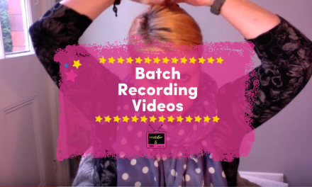 Batch Recording Videos