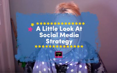 A Little Look At Social Media Strategy