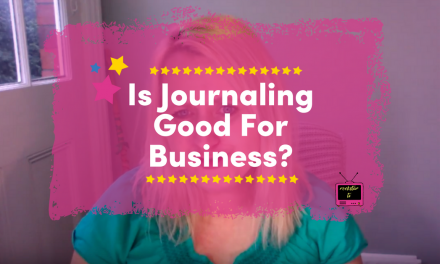 Is Journaling Good For Business?