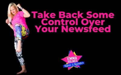 Take Back Some Control Over Your Newsfeed