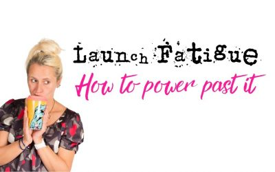 Launch Fatigue | How To Power Past It