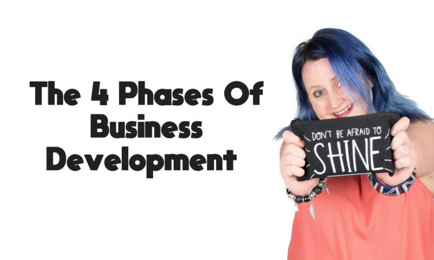 The 4 Phases Of Business Development