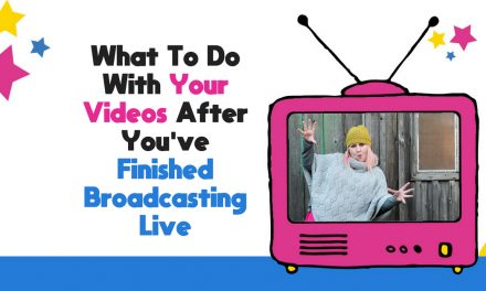 What To Do With Your Facebook Lives When You've Finished Broadcasting