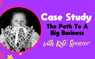 Case Study ~ Kate Spencer
