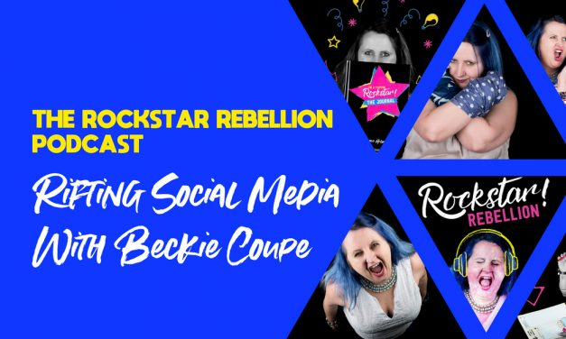 🎙Rifting About Social With Beckie Coupe | Podcast & Show Notes