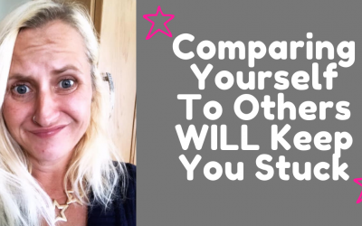 Comparing Yourself To Others Will Keep You Stuck