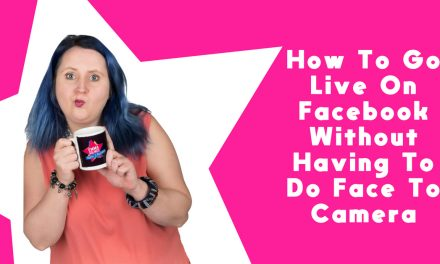 How To Do Facebook Lives Differently