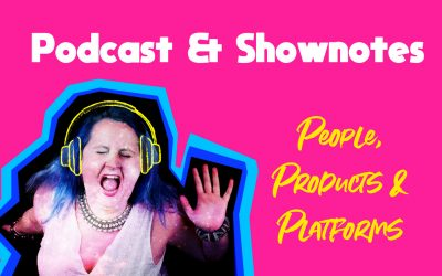 🎙 Products, People & Platforms | Podcast & Shownotes