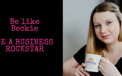Be Like Beckie ~ Be A ROCKSTAR | Case Study