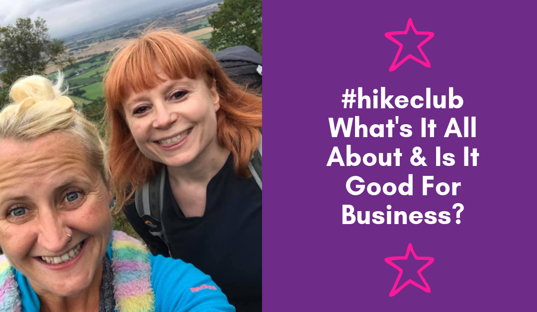 Can Hiking Help Your Business?