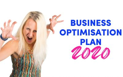 Business Optimisation Plan 2020
