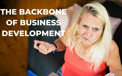 The Backbone To Business Development