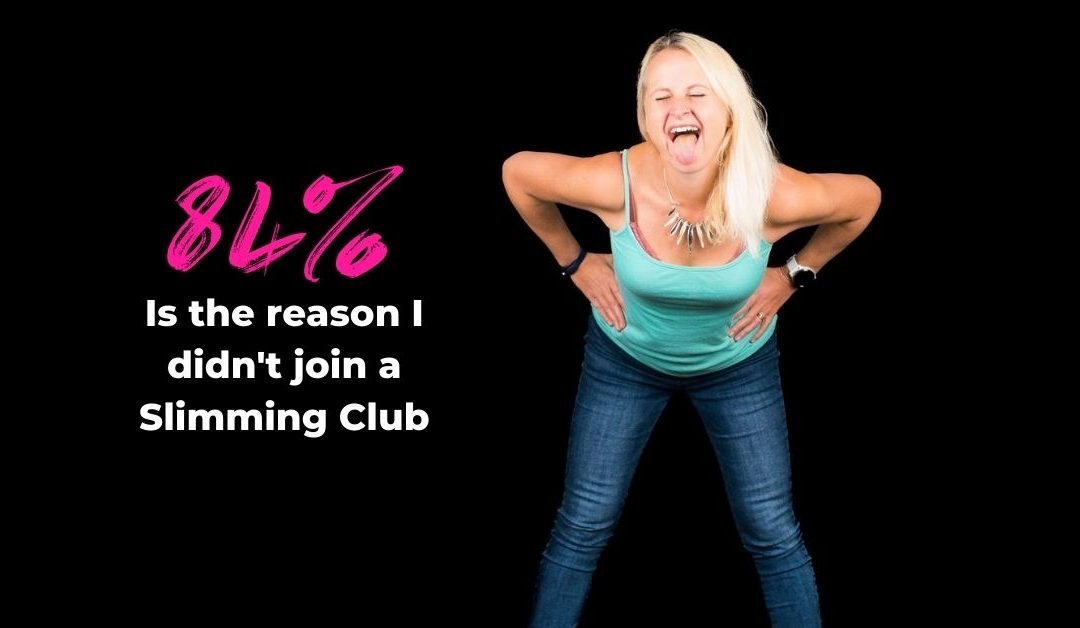 Why I Didn't Join A Slimming Club