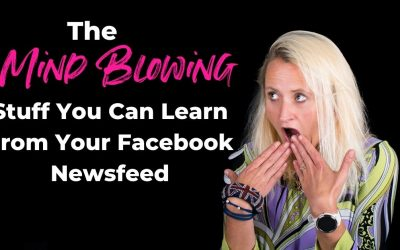 Mind Blowing Things You Can Learn From Your Facebook Feed