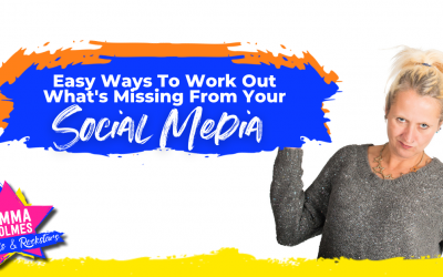 The Easy Way To Work Out What's Missing From Your Social Media